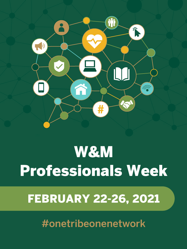 Professionals Week, Feb 22-26, 2021