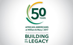 50th Anniversary of African Americans in Residence
