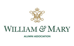 William & Mary logo with Alumni Association written underneath