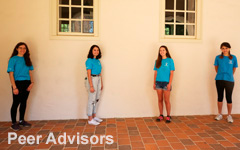 Peer Advisors