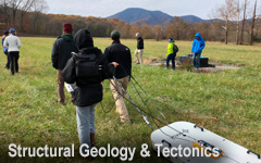 Structural Geology & Tectonics Research Group
