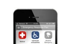 Emergency Response Guide App