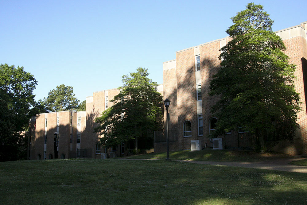 Eagle Hall (Green & Gold Village)