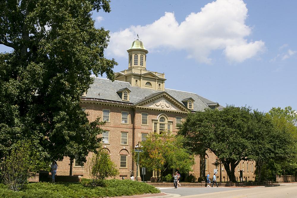 Barrett Hall