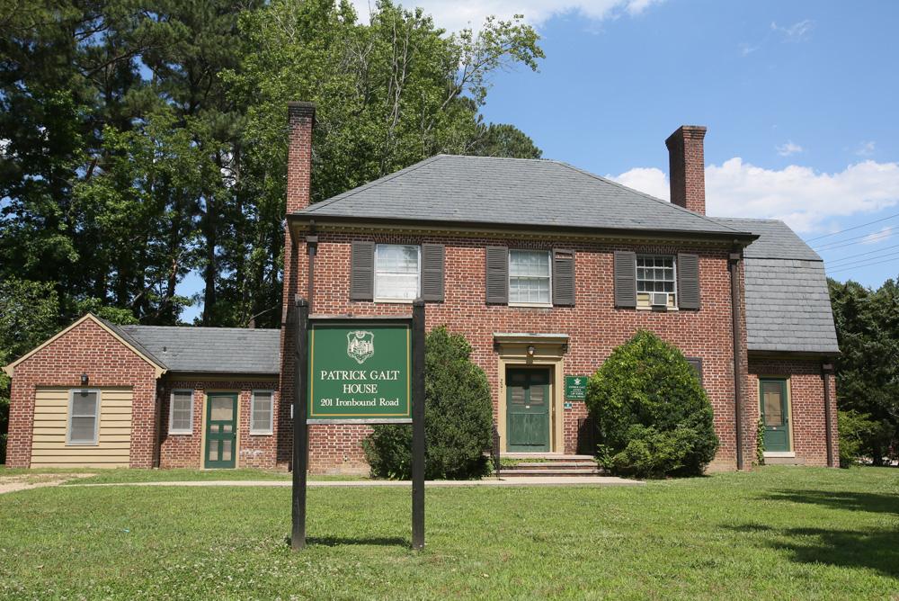 Patrick Galt House (Dillard Complex)