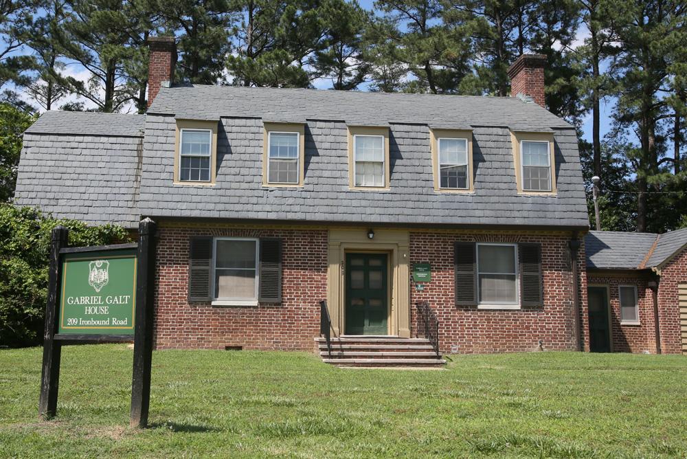 Gabriel Galt House (Dillard Complex)