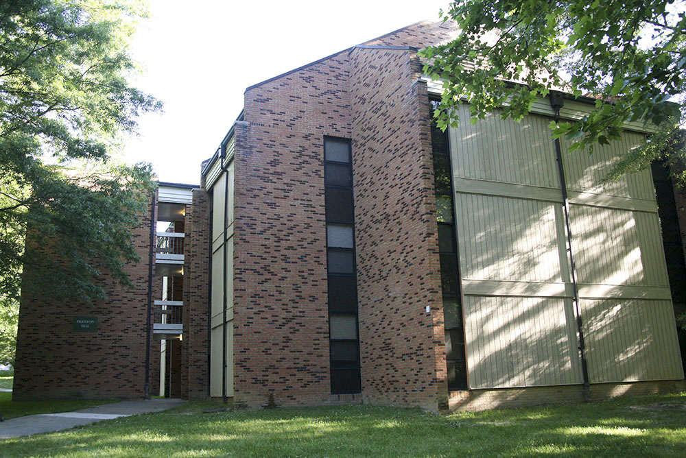 Preston Hall (Randolph Complex)