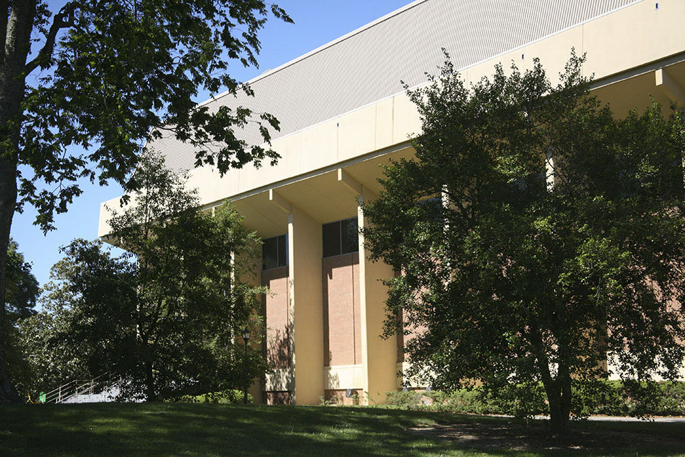 Kaplan Arena (formerly William & Mary Hall)
