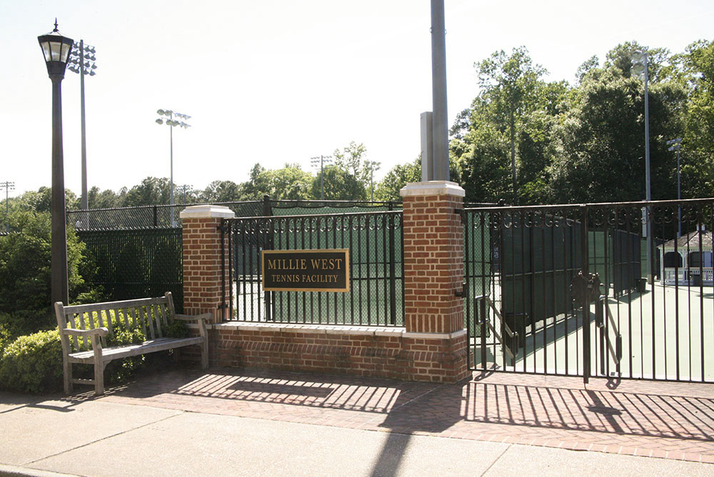 Millie West Tennis Facility