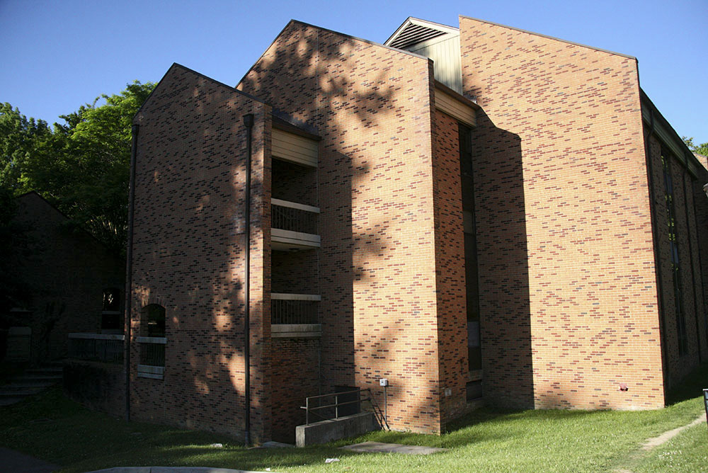 Nicholas Hall (Randolph Complex)