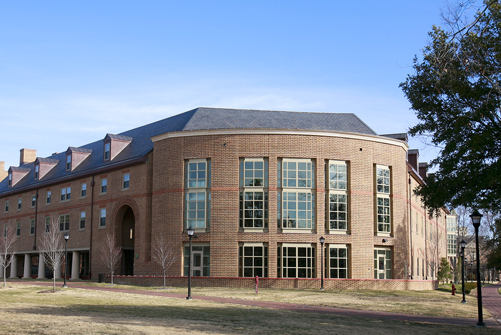 Lemon Hall (formerly Jamestown South)