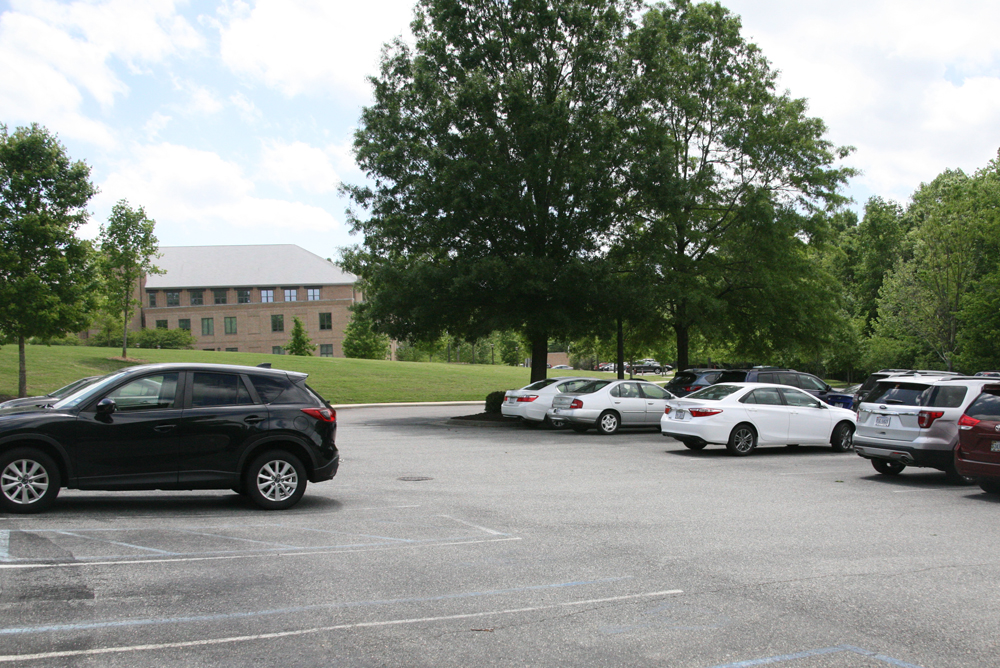 School Of Education Parking Lot