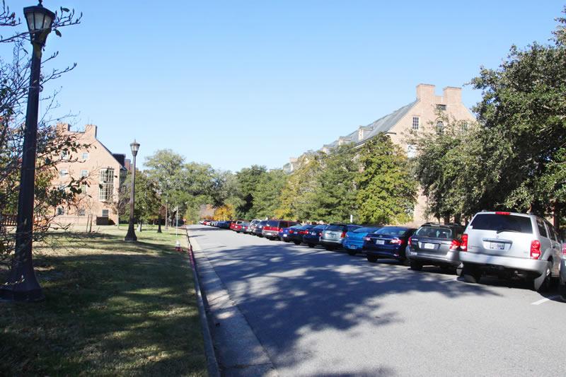 Landrum Street Parking