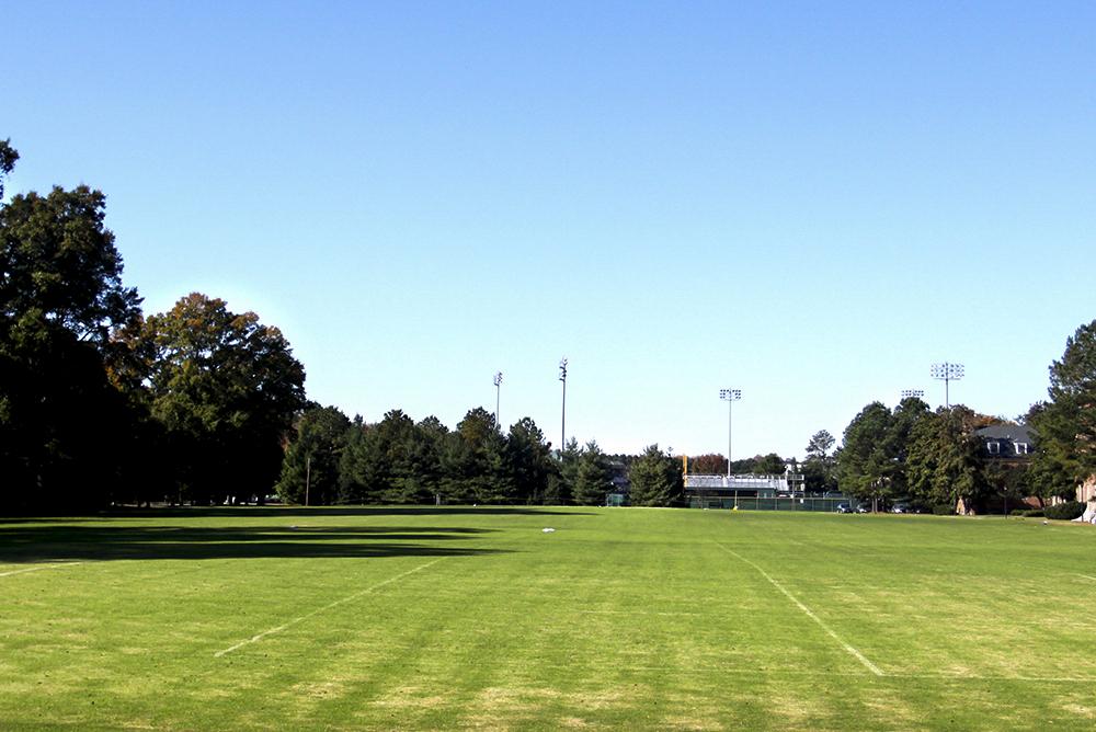 Dillard Practice Fields