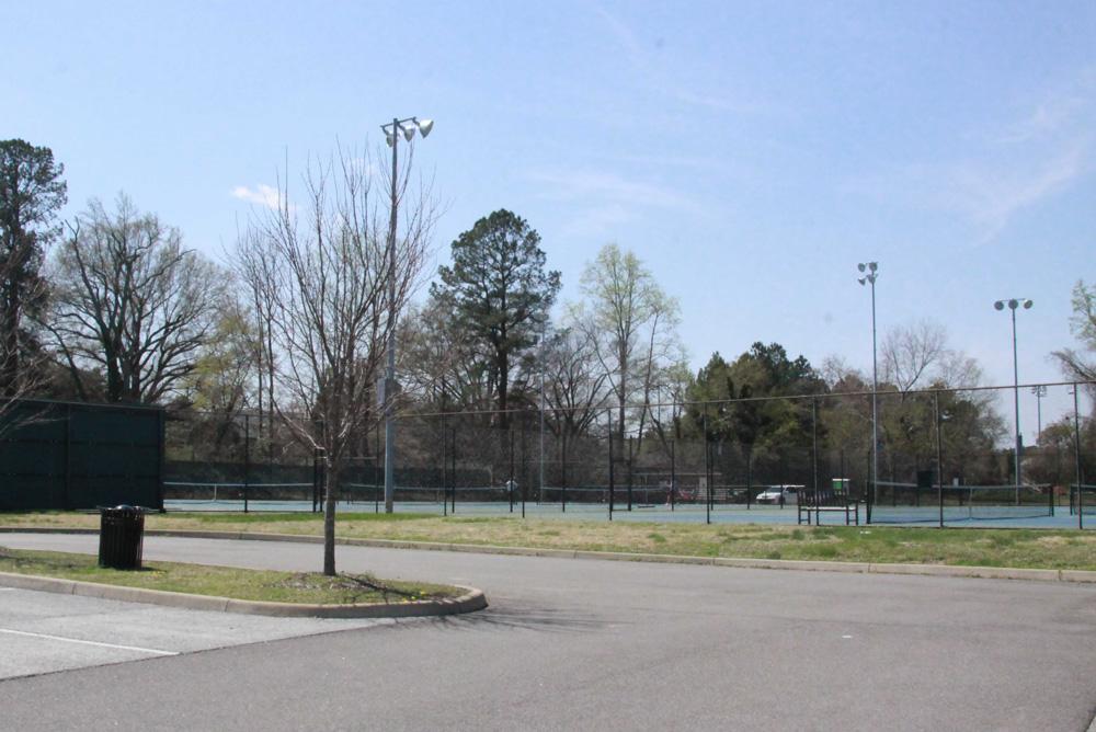 Dillard Tennis Courts