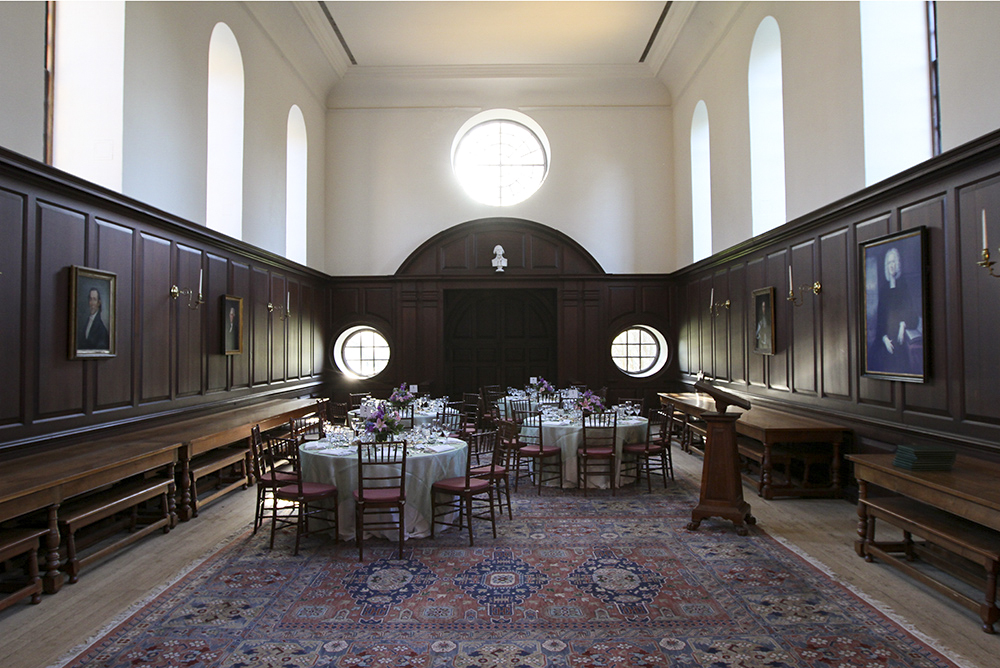 Wren Building, Great Hall