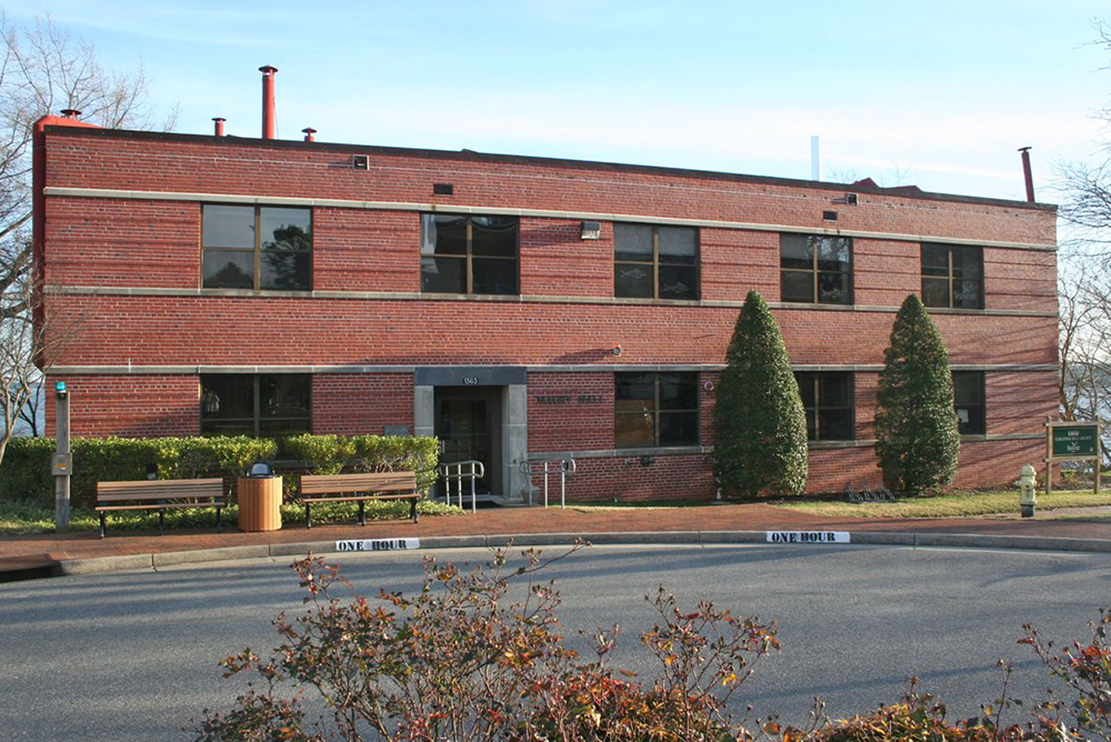 VIMS - Maury Hall