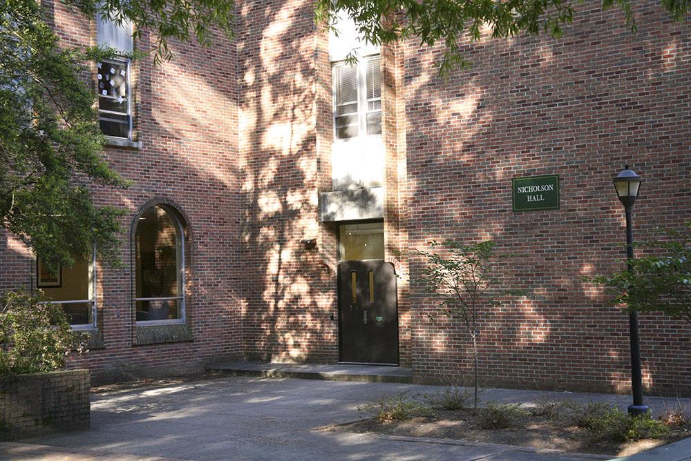 Nicholson Hall (Botetourt Complex)