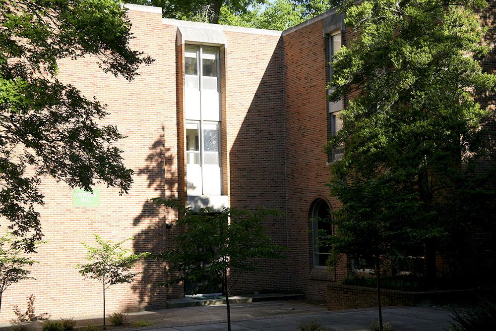 Dinwiddie Hall (Botetourt Complex)