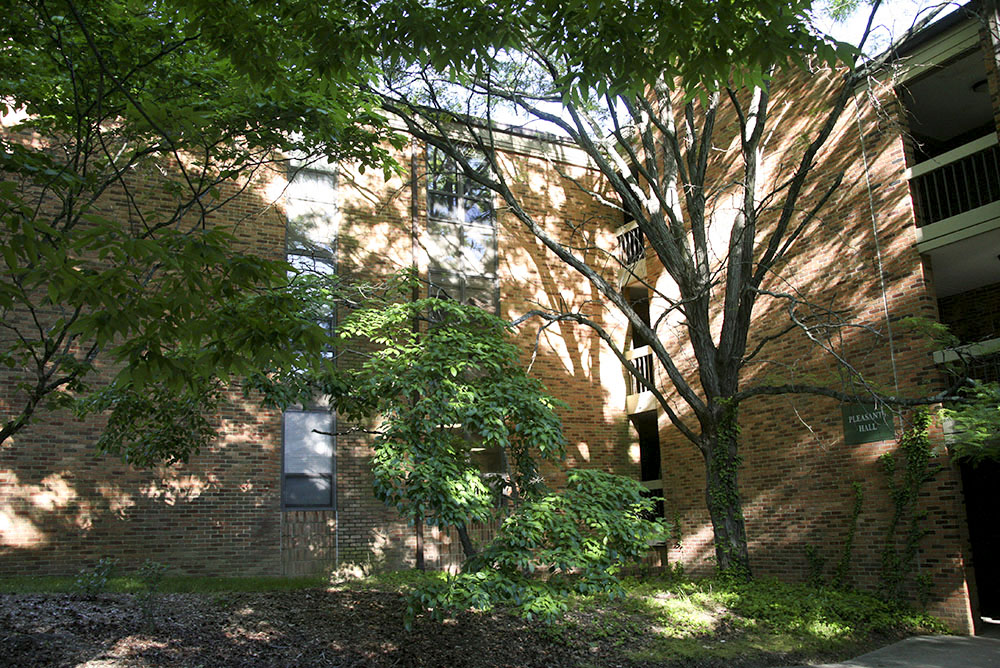 Pleasants Hall (Randolph Complex)
