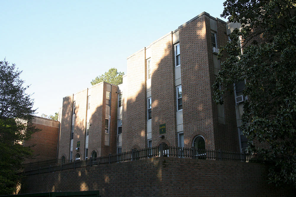 Griffin Hall (Green & Gold Village)