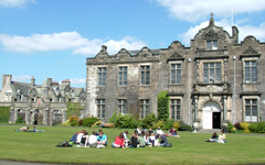 St Andrews William and Mary Joint Degree Programme