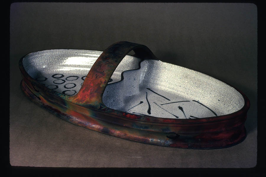 """My pots are one way I define myself and connect with other people."" - Marlene Jack