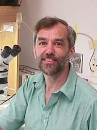 Leon Avery, Professor of Physiology and Biophysics VCU