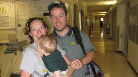 Jennifer and Eric Yttri ('05 and '04)