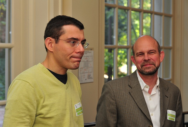 Andreas Stathopoulos and Peter Kemper (Associate Professor)