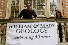 A Banner Year for W&M Geology