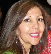 Hispanic Studies Instructor Patricia Toney