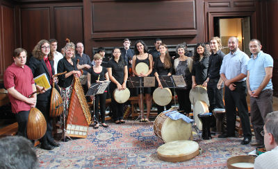 W&M Middle Eastern Music Ensemble