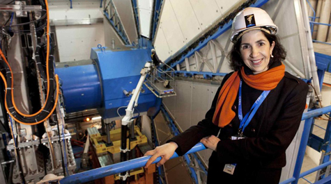 Welcome, women physicists: