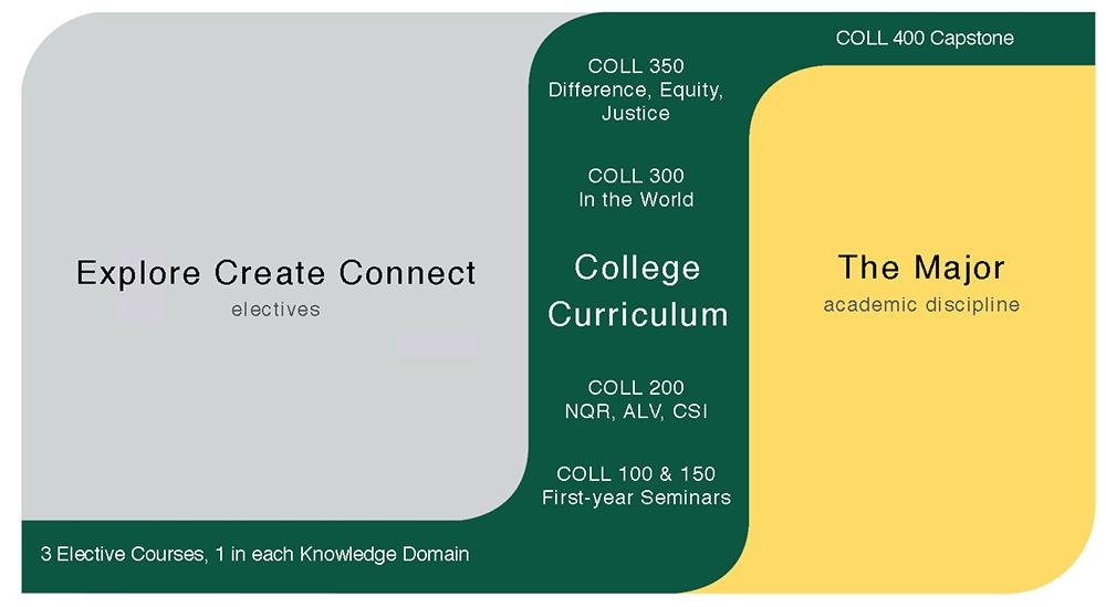 the college curriculum william mary
