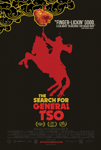 The poster for 'The Search for General Tso'