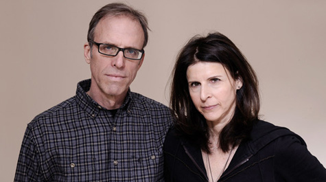 Director Kirby Dick and producer Amy Ziering