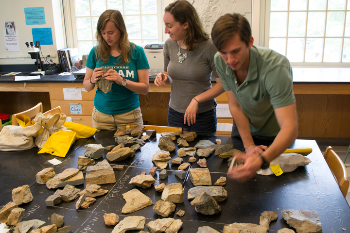 The Banshees take to the field to rewrite the geological history of Virginia