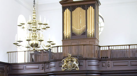 The Wren Organ