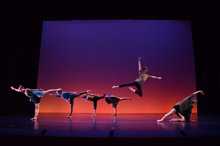An Evening of Dance (Photo by Geoff Wade)