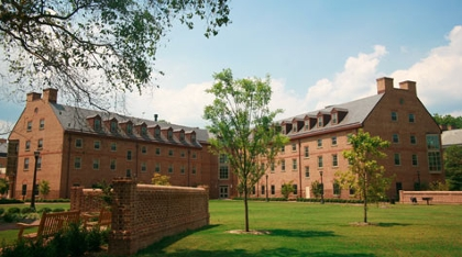 The Jamestown Residence Halls