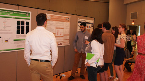 Poster session: