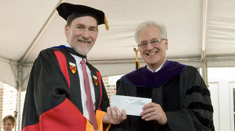 McGlothlin Faculty Teaching Award: