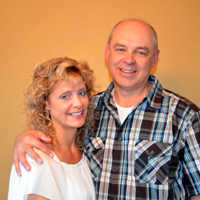 Brittany and Barry Jencik