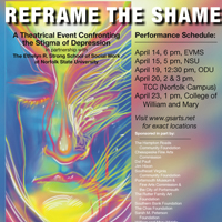 Poster for Reframe the Shame