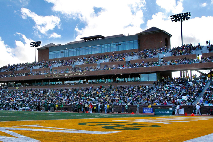Tribe Football Welcomes Maine For Zable Stadium Dedication Game On