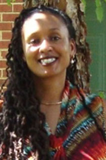 Shonda Buchanan (Photo courtesy of Hampton Roads Writers)
