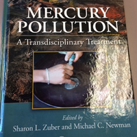 The book on mercury Zuber co-edited