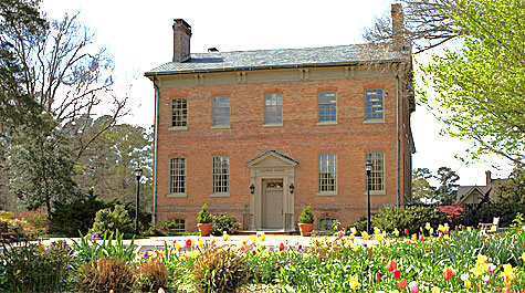 The William & Mary Alumni House
