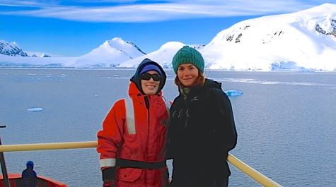 Antarctic Pair: